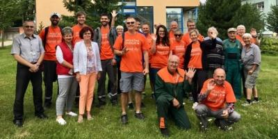 Stovka dobrovolníků z Dukovan se zapojila do práce pro neziskovky