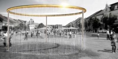 Architektonicko-výtvarná soutěž na vodní prvek má vítěze